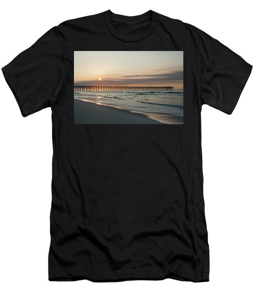 North Carolina Sunrise Men's T-Shirt (Athletic Fit)