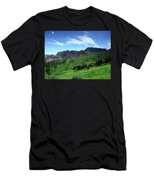 North Fork Lake Men's T-Shirt (Athletic Fit)