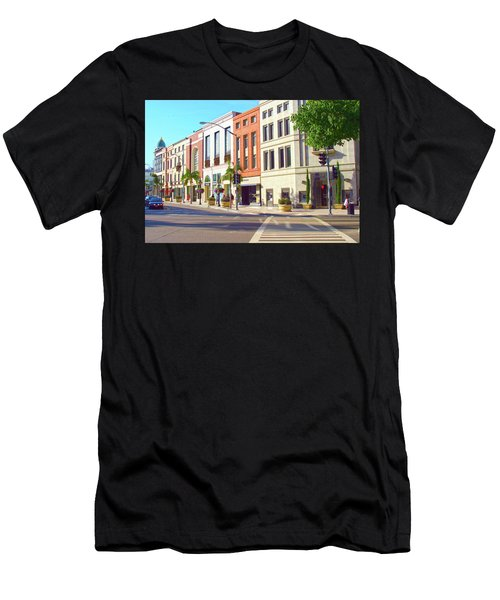 North Rodeo Drive Men's T-Shirt (Athletic Fit)