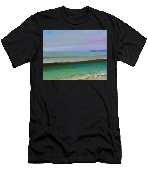 North To Dana Point Men's T-Shirt (Athletic Fit)