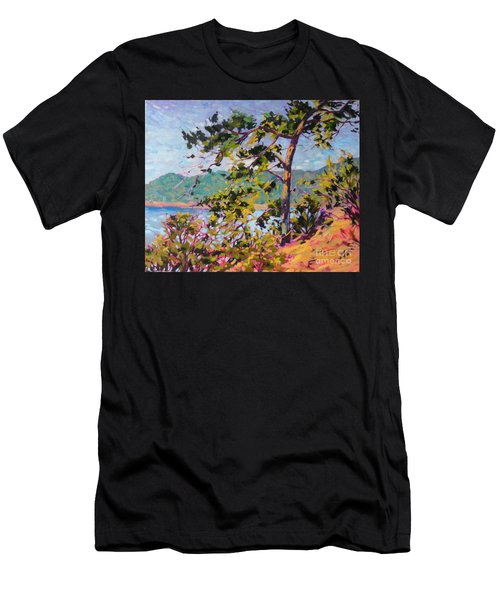 North View Men's T-Shirt (Athletic Fit)