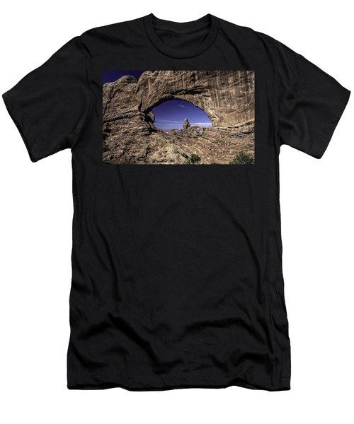 North Window, Arches Men's T-Shirt (Athletic Fit)