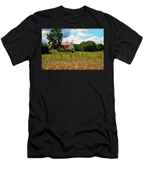 0031 - Northern Barn Men's T-Shirt (Athletic Fit)