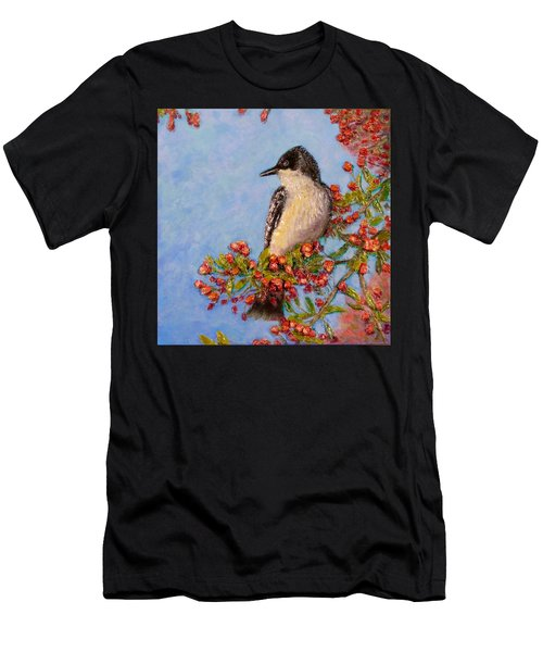 Northern King Bird  Men's T-Shirt (Athletic Fit)