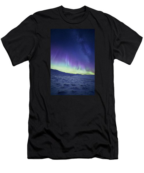 Northern Light Men's T-Shirt (Athletic Fit)