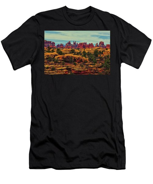 Northern Needles Men's T-Shirt (Athletic Fit)