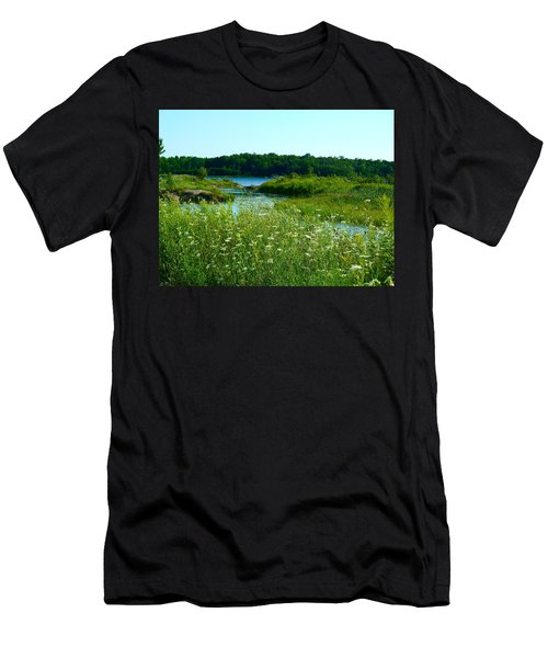 Northern Ontario 1 Men's T-Shirt (Athletic Fit)