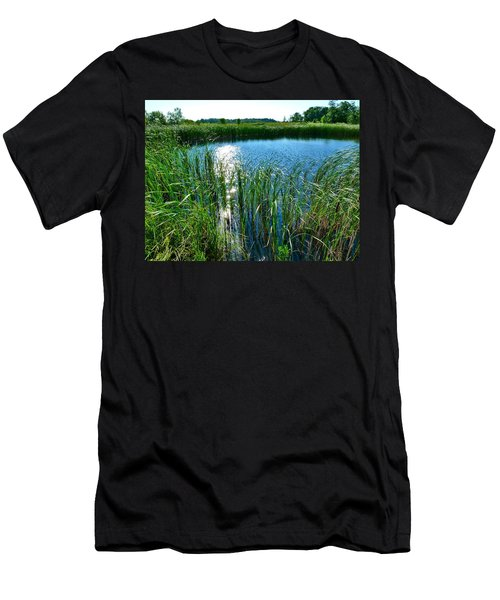 Northern Ontario 2 Men's T-Shirt (Athletic Fit)