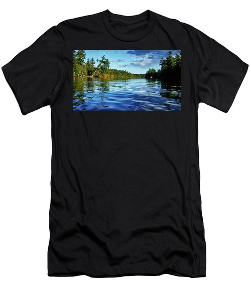 Northern Waters Men's T-Shirt (Athletic Fit)