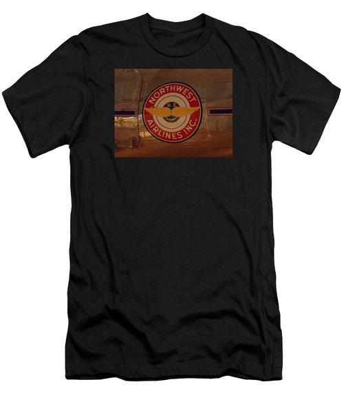 Northwest Airlines 1 Men's T-Shirt (Athletic Fit)