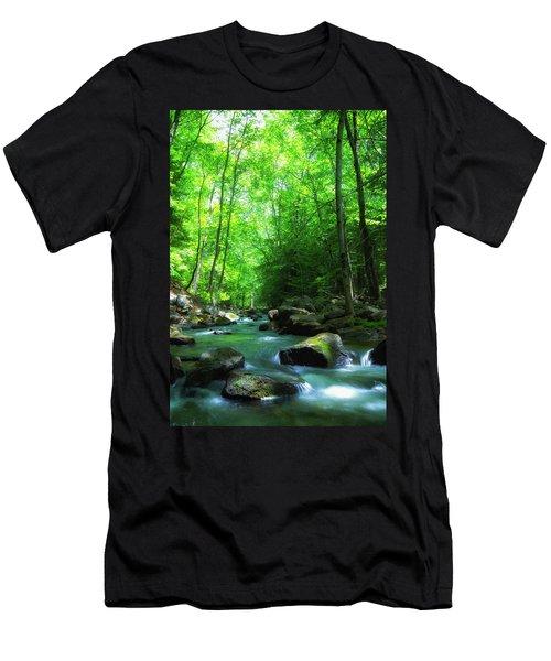 Northwood Brook Men's T-Shirt (Athletic Fit)