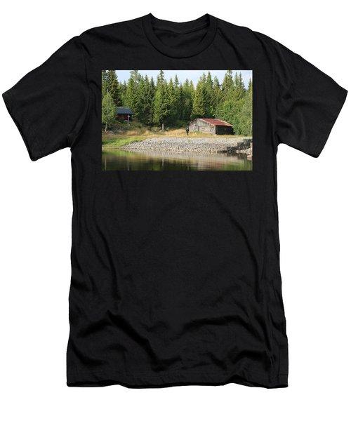 Norwegian Forrest Men's T-Shirt (Athletic Fit)
