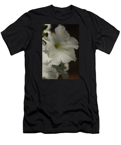 Men's T-Shirt (Slim Fit) featuring the photograph Not Perfect But Beautiful by Ramona Whiteaker