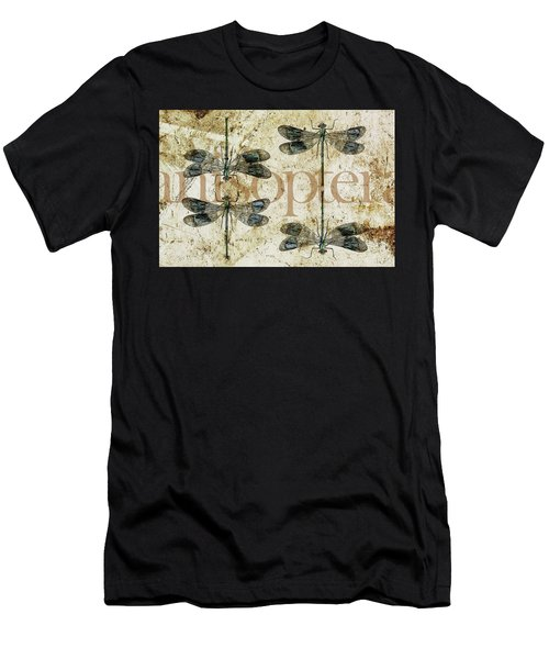 Nothing But A Rumor Men's T-Shirt (Athletic Fit)