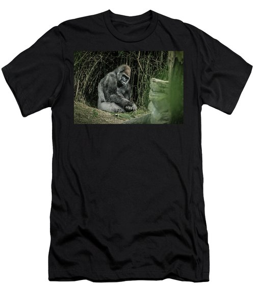 Nothing To Do Men's T-Shirt (Athletic Fit)