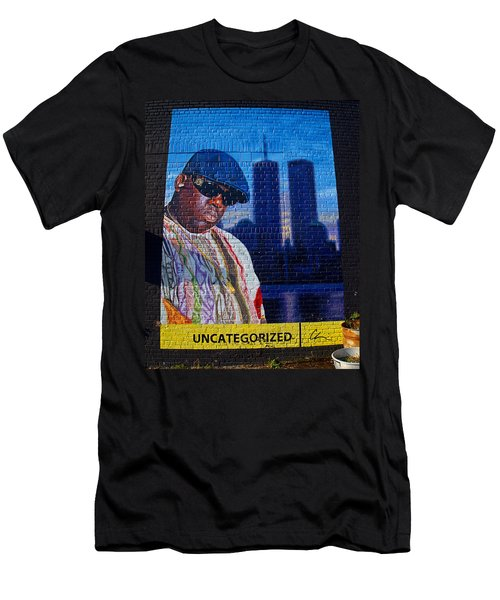 Notorious B.i.g. Men's T-Shirt (Slim Fit) by  Newwwman