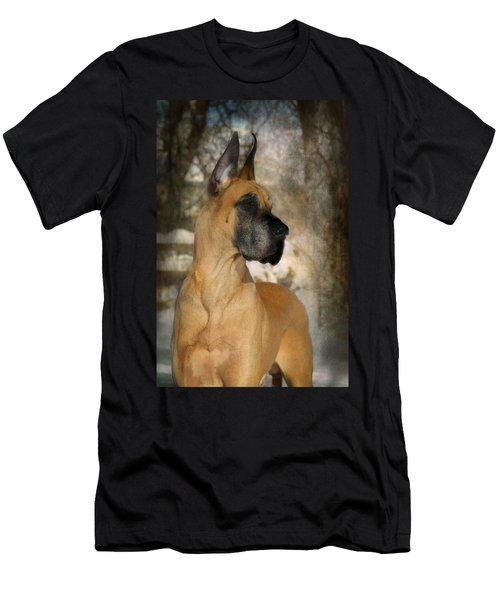 'notredanes Andre' Men's T-Shirt (Athletic Fit)
