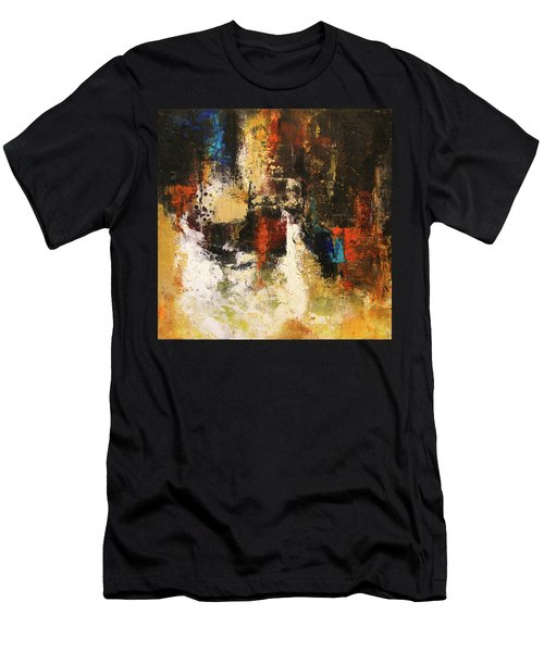 November Evening 1 Men's T-Shirt (Athletic Fit)
