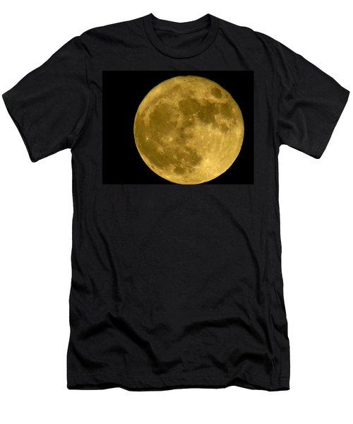 November Full Moon Men's T-Shirt (Athletic Fit)