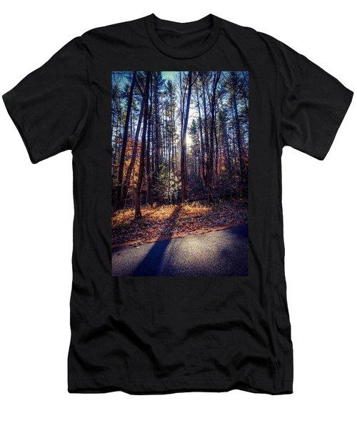November Light Men's T-Shirt (Athletic Fit)