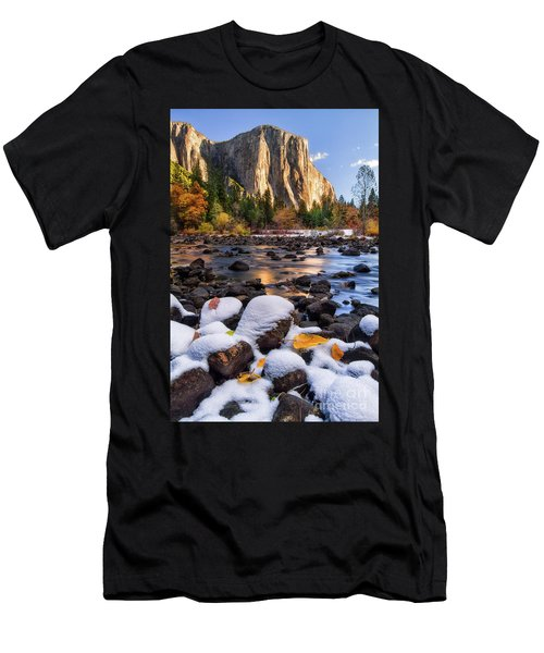 November Morning Men's T-Shirt (Athletic Fit)