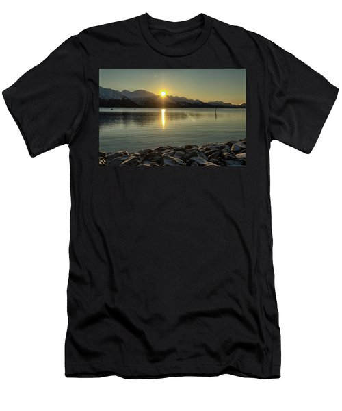 Now That Is A Pretty Picture Men's T-Shirt (Athletic Fit)