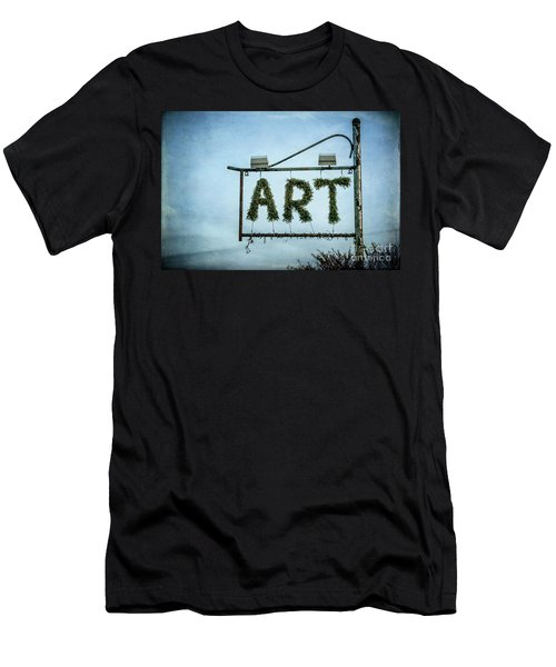 Now This Is Art Men's T-Shirt (Athletic Fit)