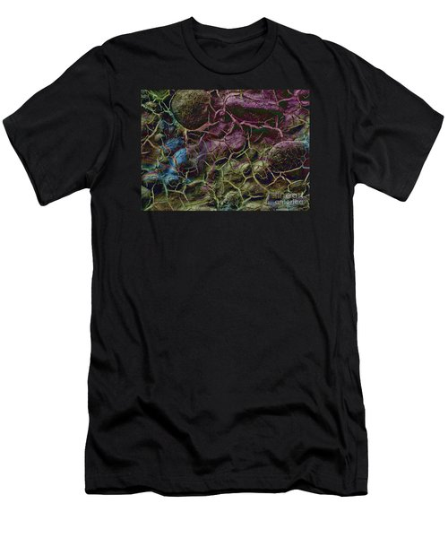 Nowhere And Anyware Men's T-Shirt (Athletic Fit)