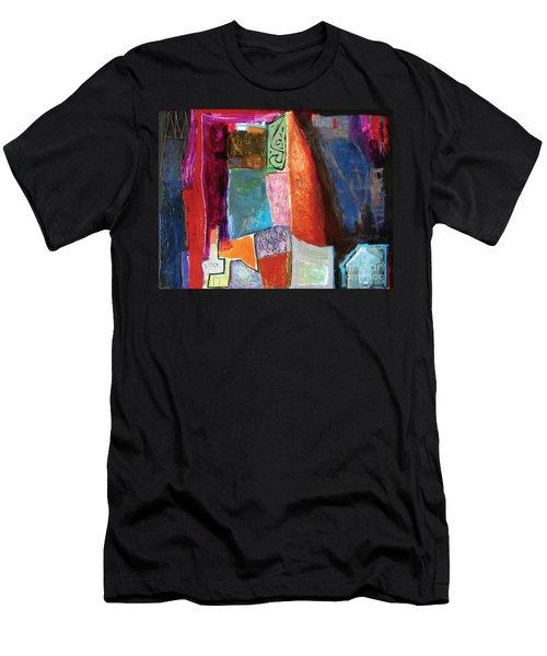 La Nuit Men's T-Shirt (Athletic Fit)