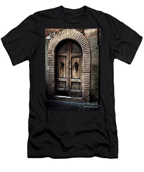Number 13 Men's T-Shirt (Athletic Fit)