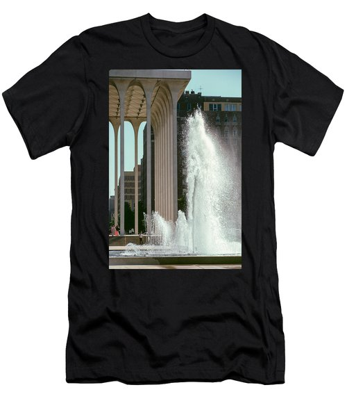 Nwnl Fountains - July 1973 Men's T-Shirt (Athletic Fit)