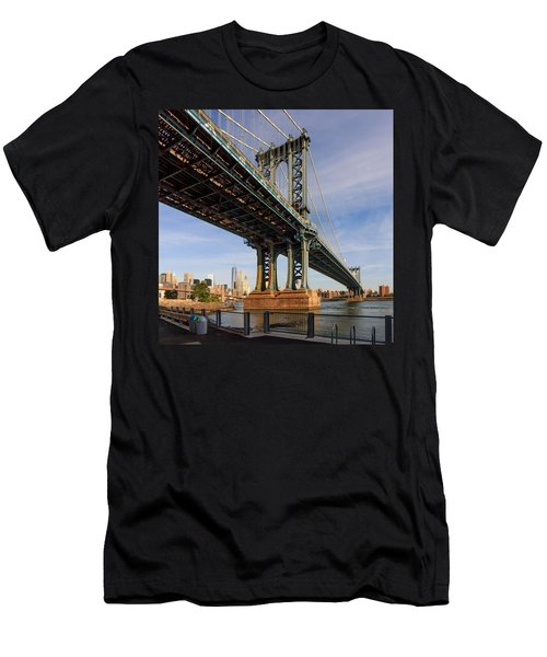 Ny Steel Men's T-Shirt (Athletic Fit)