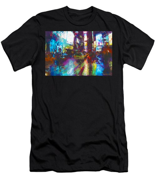 Nyc Canyon Men's T-Shirt (Athletic Fit)