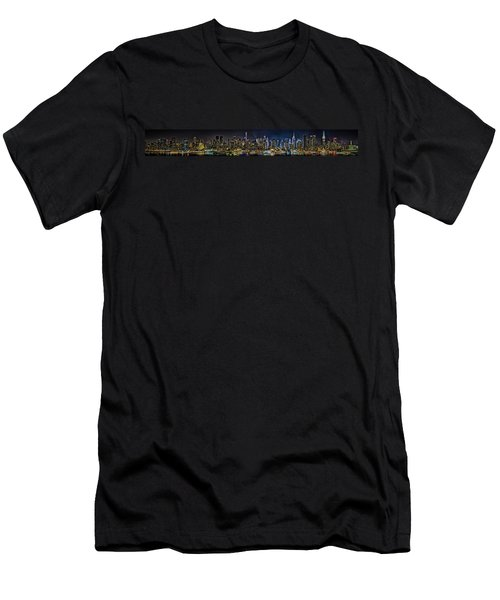 NYC Men's T-Shirt (Athletic Fit)