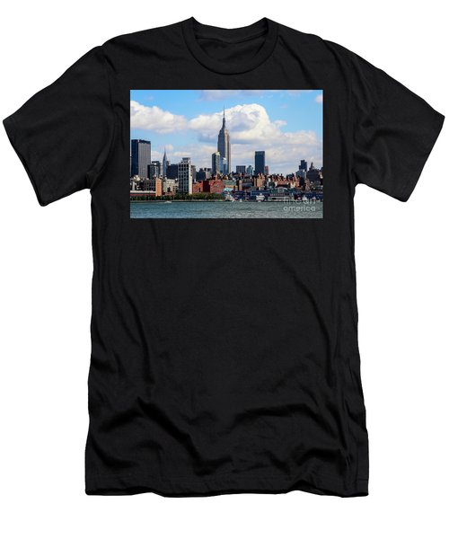 Nyc Westside Men's T-Shirt (Athletic Fit)