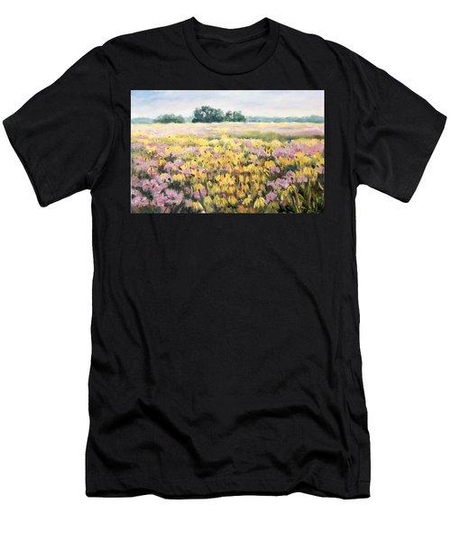 Nygren Wetlands Men's T-Shirt (Athletic Fit)