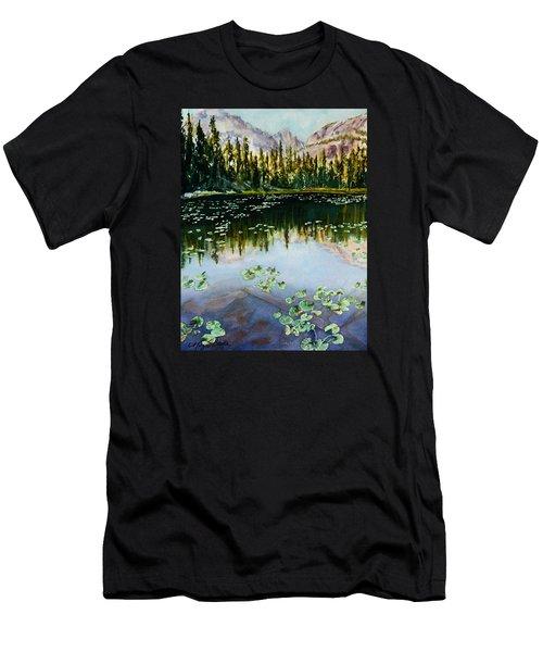 Nymph Lake Men's T-Shirt (Athletic Fit)