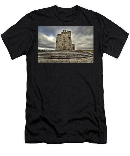 O Brien's Tower Men's T-Shirt (Athletic Fit)