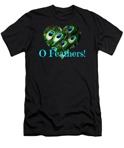 O Feathers Men's T-Shirt (Athletic Fit)