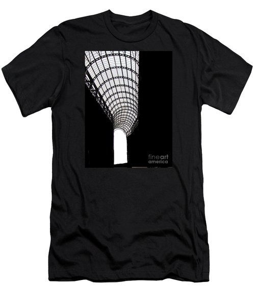 O Israel Hope Now Hope Always Men's T-Shirt (Slim Fit) by Gary Smith
