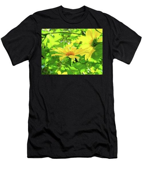 Oahu Sunshine Men's T-Shirt (Athletic Fit)