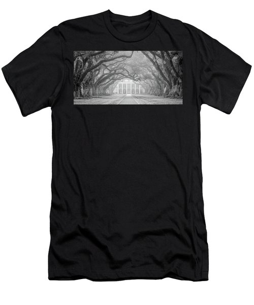 Oak Alley Fog Men's T-Shirt (Athletic Fit)
