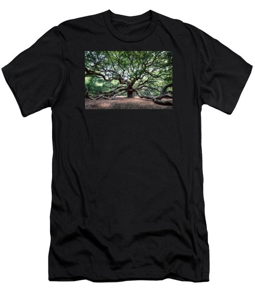Oak Of The Angels Men's T-Shirt (Athletic Fit)
