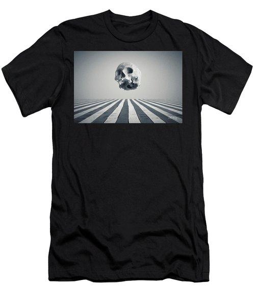 Men's T-Shirt (Athletic Fit) featuring the photograph Oblique by Joseph Westrupp