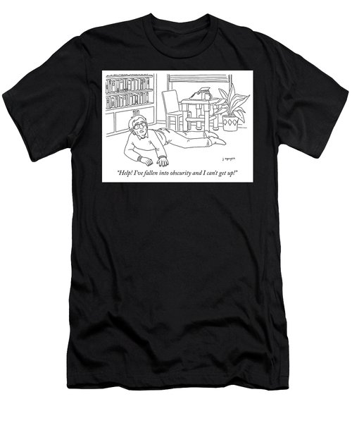 Obscurity Men's T-Shirt (Athletic Fit)