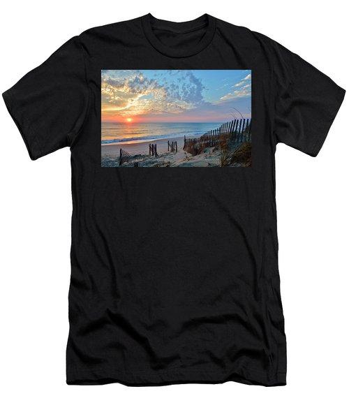 Obx Sunrise September 7 Men's T-Shirt (Athletic Fit)