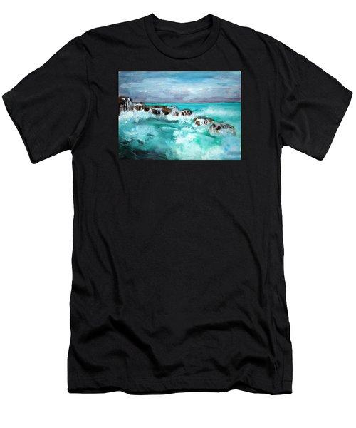 Ocean 14 Men's T-Shirt (Athletic Fit)