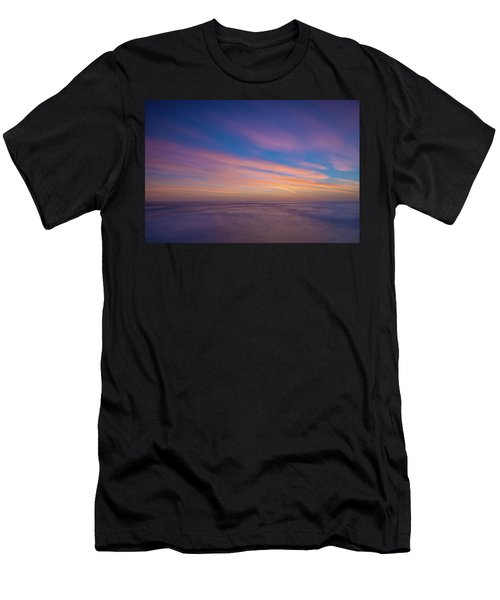Ocean And Beyond Men's T-Shirt (Athletic Fit)