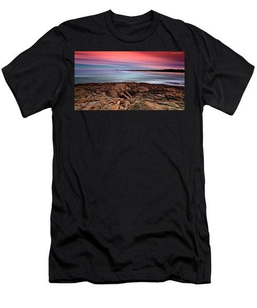 Ocean Beauty 6666 Men's T-Shirt (Athletic Fit)