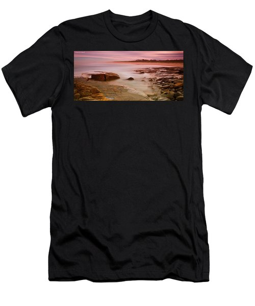 Ocean Beauty 801 Men's T-Shirt (Athletic Fit)